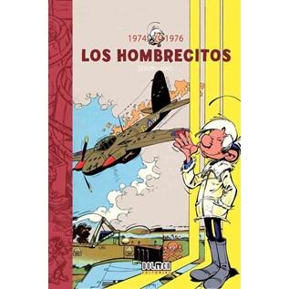 LOS HOMBRECITOS 04: 1974 - 1976