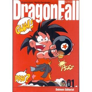 DRAGON FALL 01 - ULTIMATE EDITION