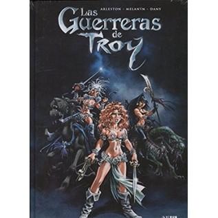LAS GUERRERAS DE TROY VOL. 01