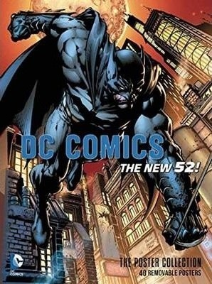 DC COMICS: THE NEW 52 THE POSTER COLLECTION (ENGLISH)