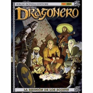 DRAGONERO 05: LA REUNION DE LOS SCOUTS