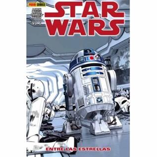 STAR WARS 06: ENTRE LAS ESTRELLAS