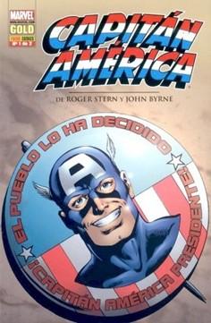 CAPITAN AMERICA DE ROGER STERN Y JOHN BYRNE 01 (MA