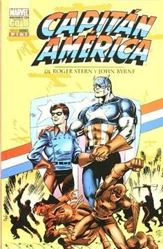 CAPITAN AMERICA DE ROGER STERN Y JOHN BYRNE 02 (MA