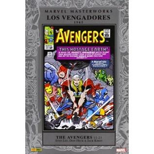 MARVEL MASTERWORKS: LOS VENGADORES 02