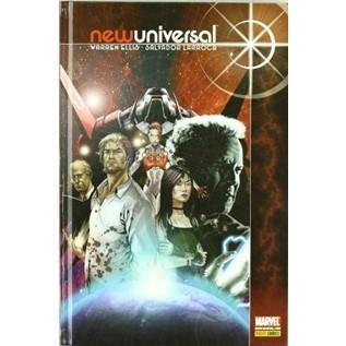 NEW UNIVERSAL 01.TODO SE VOLVIO BLANCO