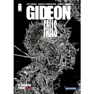 GIDEON FALLS 01 EL GRANERO NEGRO (CARTONE)