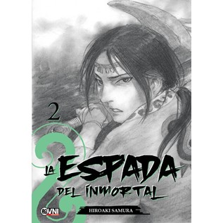 LA ESPADA DEL INMORTAL 02