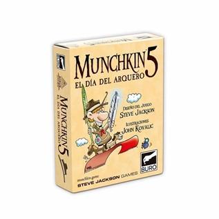 MUNCHKIN 05: EL DIA DEL ARQUERO (EXPANSION)
