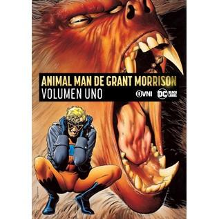 ANIMAL MAN DE GRANT MORRISON VOL. 01