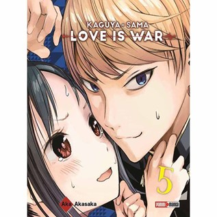 KAGUYA-SAMA LOVE IS WAR 05