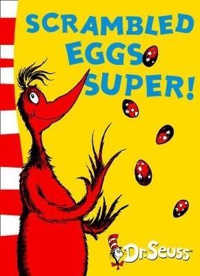 DR SEUSS YELLOW BACK BOOK SCRAMBLED EGGS SUPER! (ENGLISH)