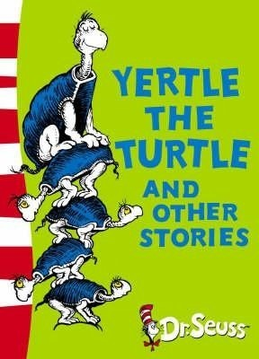 DR SEUSS YELLOW BACK BOOK YERTLE THE TURTLE AND OTHER STORIES (ENGLISH)