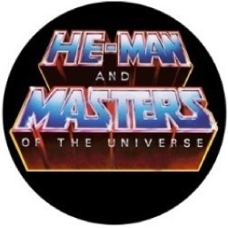 CALCO HE-MAN AND THE MASTERS OF THE UNIVERSE LOGO 3D