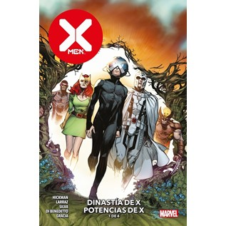 X-MEN 01 DINASTIA DE X POTENCIAS DE X (1 DE 4)