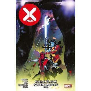 X-MEN 02 DINASTIA DE X POTENCIAS DE X (2 DE 4)