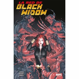 LA RED DE BLACK WIDOW