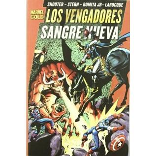 LOS PODEROSOS VENGADORES 02. SANGRE NUEVA  (MARVEL
