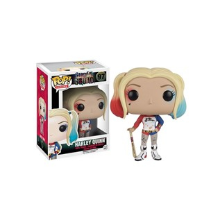 FPHSS 97 HARLEY QUINN FUNKO POP HEROES SUICIDE SQUAD