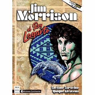 JIM MORRISON EL REY LAGARTO
