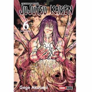 JUJUTSU KAISEN 06