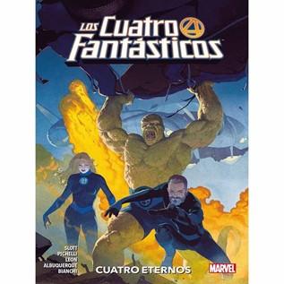 LOS CUATRO FANTASTICOS 01 CUATRO ETERNOS
