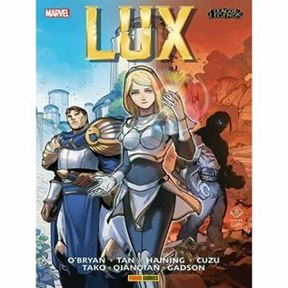 LEAGUE OF LEGENDS 02: LUX