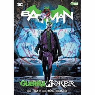 BATMAN 02 LA GUERRA DEL JOKER