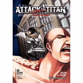ATTACK ON TITAN 02