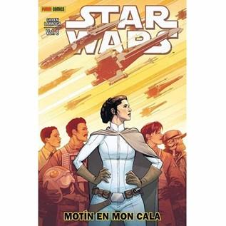 STAR WARS 08: MOTIN EN MON CALA