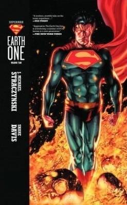 SUPERMAN EARTH ONE 02 HARDBACK (ENGLISH)