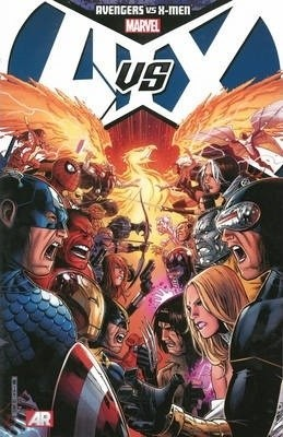 AVENGERS VS X-MEN (ENGLISH)