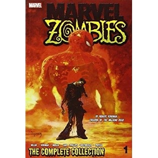 MARVEL ZOMBIES THE COMPLETE COLLECTION VOL. 01 (ENGLISH)