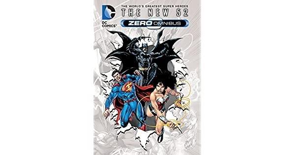 DC COMICS THE NEW 52 ZERO (ENGLISH)