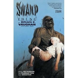 SWAMP THING BY BRIAN K. VAUGHAN VOL. 01 (ENGLISH)