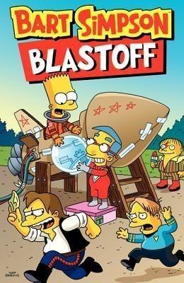 BART SIMPSON BLASTOFF (ENGLISH)