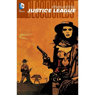 JUSTICE LEAGUE ELSEWORLDS VOL. 01 (ENGLISH)