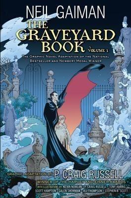 THE GRAVEYARD BOOK VOL. 01 (GRAPHIC NOVEL ENGLISH)