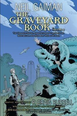THE GRAVEYARD BOOK VOL.02 (GRAPHIC NOVEL ENGLISH)