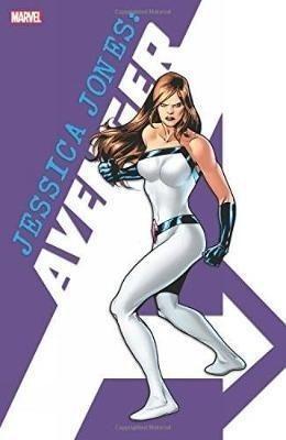 JESSICA JONES: AVENGER (ENGLISH)