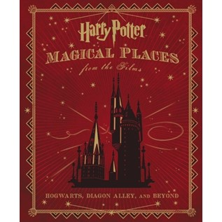 HARRY POTTER MAGICAL PLACES FROM THE FILMS (ENGLISH)
