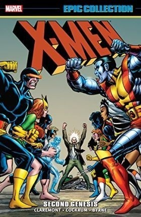 X-MEN SECOND GENESIS EPIC COLLECTION (ENGLISH)