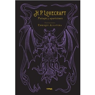 H. P. LOVECRAFT PAISAJES Y APARICIONES