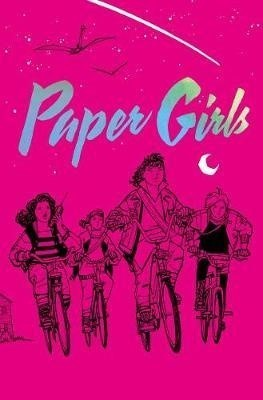 PAPER GIRLS DELUXE EDITION VOLUME 01 (ENGLISH)