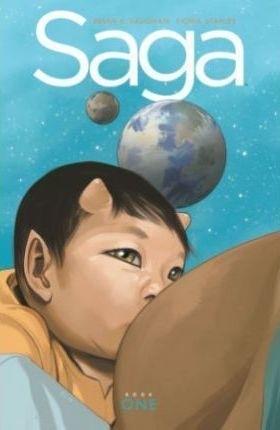 SAGA BOOK ONE(ENGLISH)