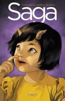 SAGA BOOK TWO (ENGLISH)