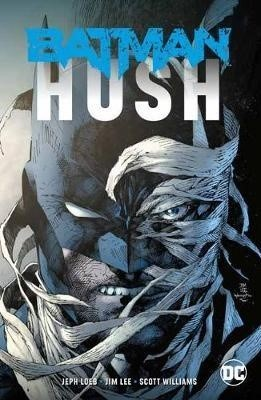 BATMAN HUSH NEW EDITION (ENGLISH)