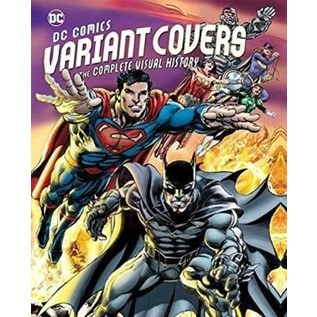 DC COMICS VARIANT COVERS (ENGLISH)