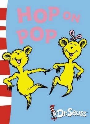 DR SEUSS BLUE BACK BOOK HOP ON POP (ENGLISH)
