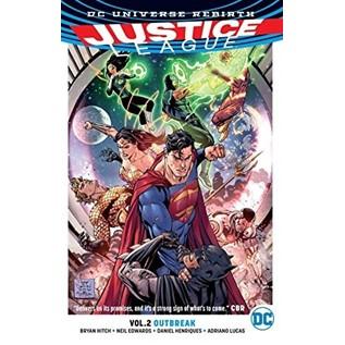 JUSTICE LEAGUE VOL. 02 -REBIRTH- (ENGLISH)